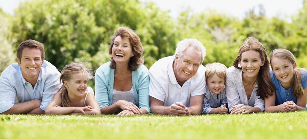 supportive grandparent